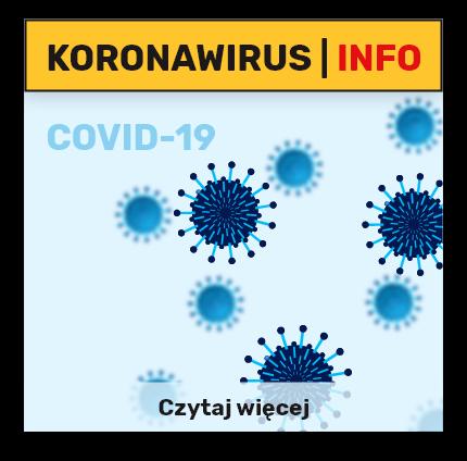 Najnowsze informacje o koronawirusie