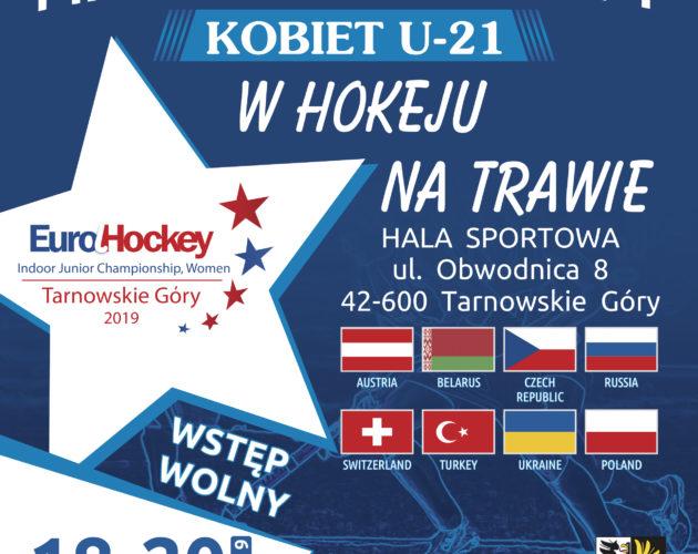 Zdjęcie wyróżnione wpisu - Europejskie mistrzostwa hokejowe w Tarnowskich Górach