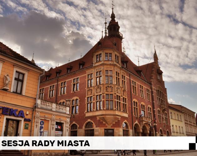 Zdjęcie wyróżnione wpisu - VII sesja Rady Miejskiej w Tarnowskich Górach