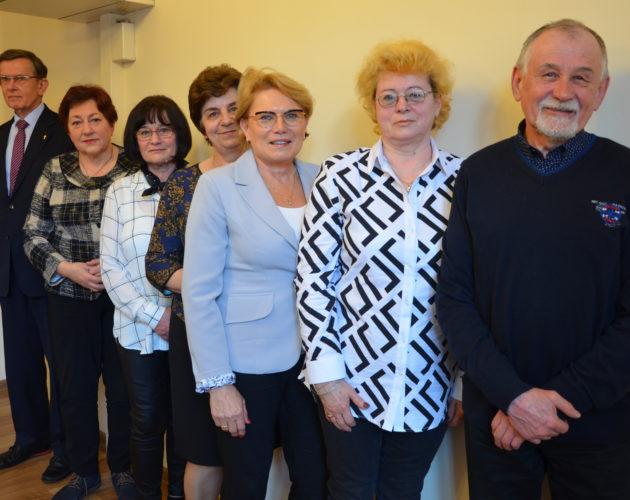 Zdjęcie wyróżnione wpisu - Rada Seniorów