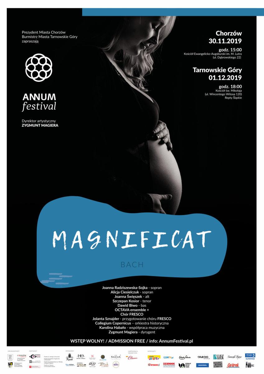 Plakat wydarzenia ANNUM Festiwal