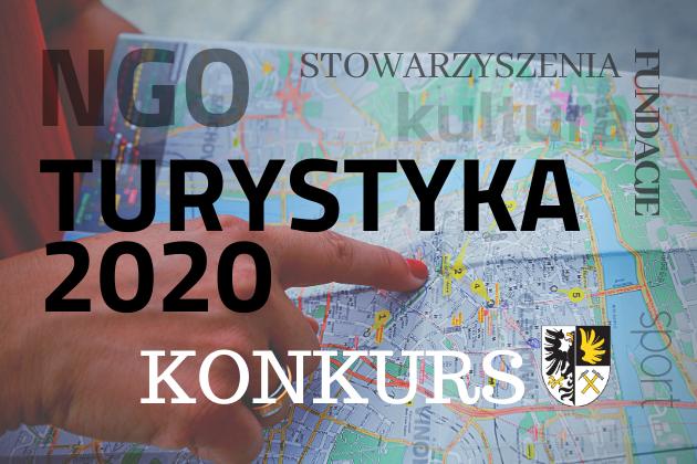 Zdjęcie wyróżnione wpisu - Konkurs: realizacja zadań w dziedzinie turystyki roku 2020
