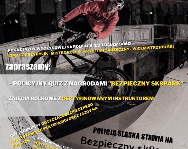 Zdjęcie wyróżnione wpisu - Bezpieczny skatepark – zmiana miejsca wydarzenia!