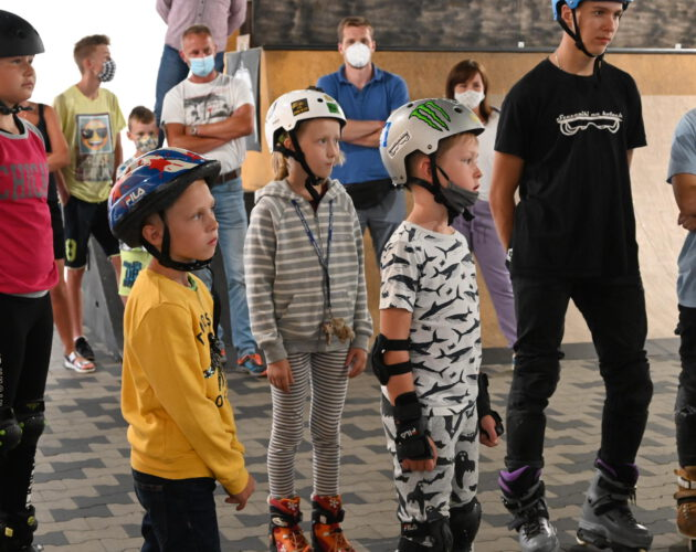 Zdjęcie wyróżnione wpisu - Bezpieczny skatepark