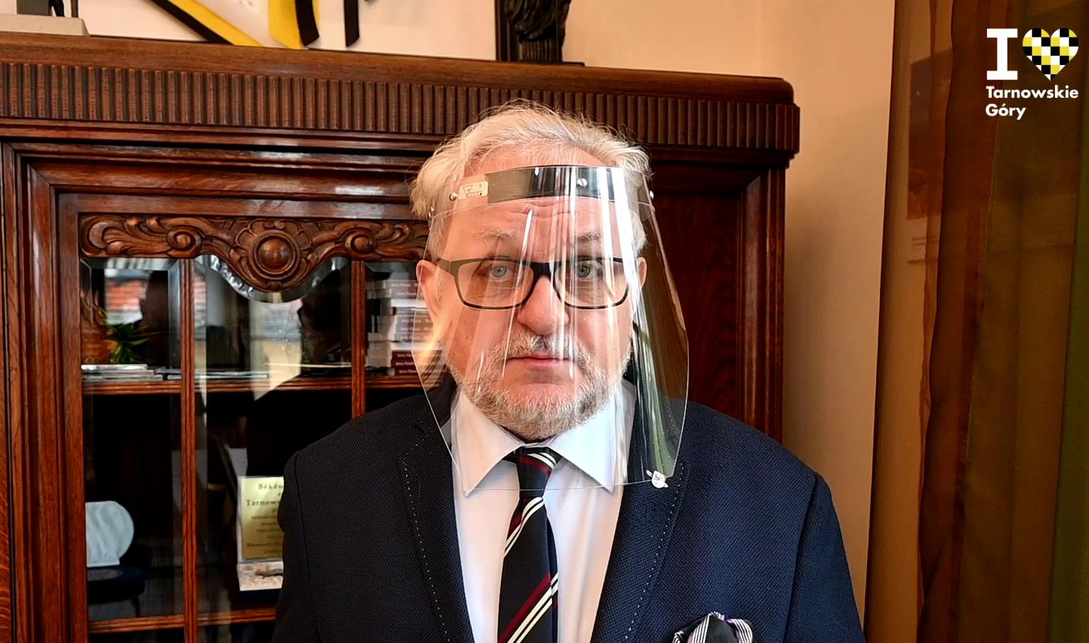 Burmistrz Arkadiusz Czech przesyła życzenia z okazji Dnia Edukacji Narodowej