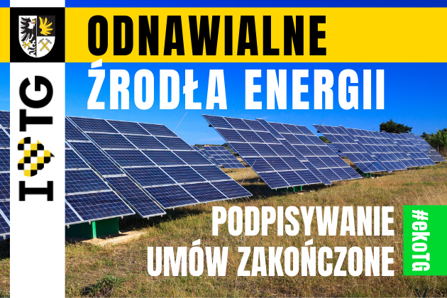 oze odnawialne źródła energii | kolektory słoneczne podpisywanie umów zakończone.