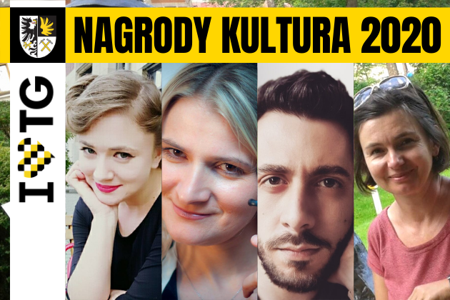 Nagrody Kultura 2020 - infografika