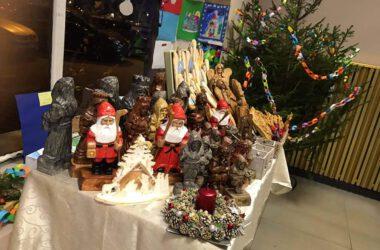 Ozdoby świąteczne - Hybrydowy Tarnogórski Jarmark Bożonarodzeniowy