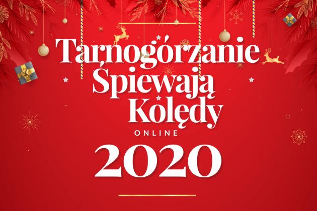 Tarnogórzanie Śpiewają Kolendy Online 2020 - infografika