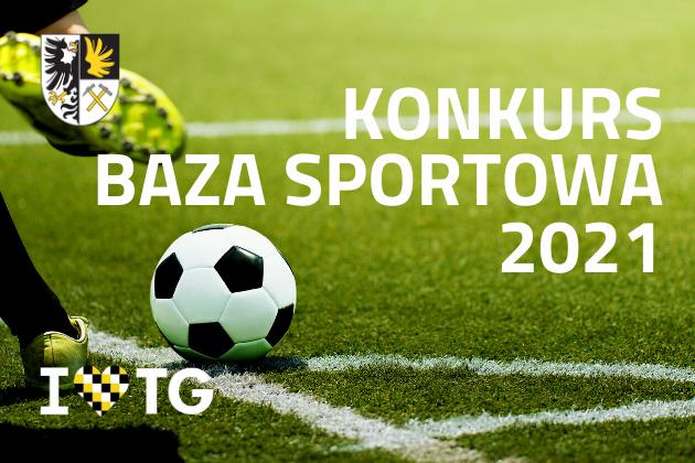 Konkurs baza sportowa 2021 - infografika