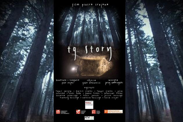 TG Story plakat