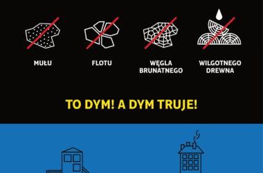 Uchwała antysmogowa dla Śląskiego - infografika