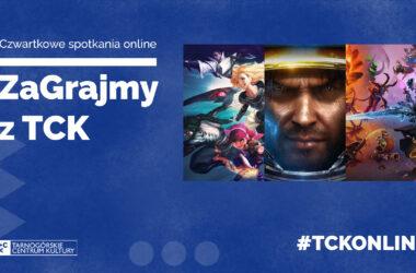 Zaproszenie na Zagrajmy z TCK