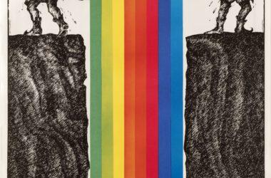 Plakat Tarnogórskich Gwarków z roku 1977