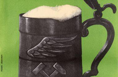 Plakat Tarnogórskich Gwarków z roku 1985