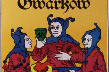 Plakat Tarnogórskich Gwarków z roku 1987