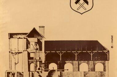 Plakat Tarnogórskich Gwarków z roku 1988