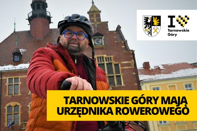 Nowy urzędnik Ratusza do spraw rowerowych - Aleksander Kopia - infografika
