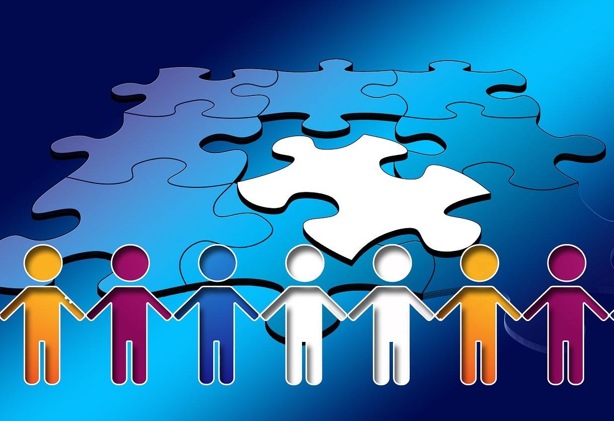Konkurs w ramach Programu Integracji Społecznej - infografika