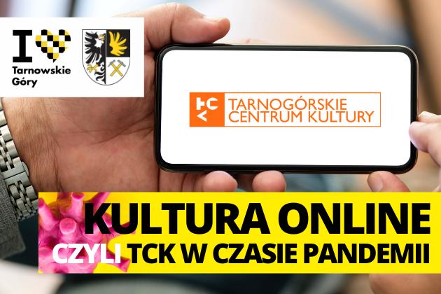 Kultura Online - czyli TCK w czasie pandemii - infografika