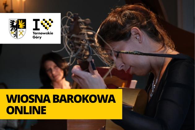 Wiosna Barokowa Online - infografika