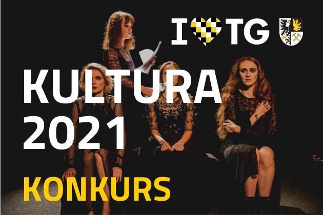 Kultura 2021 - konkurs - infografika