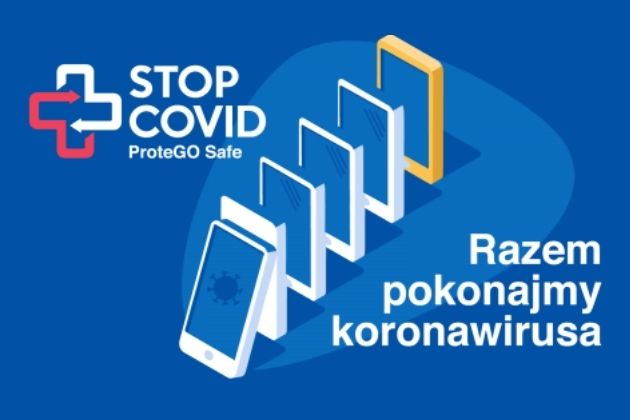 Stop Covid - infografika
