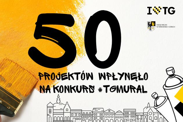 Zdjęcie wyróżnione wpisu - #TGMural: wpłynęło aż 50 projektów!