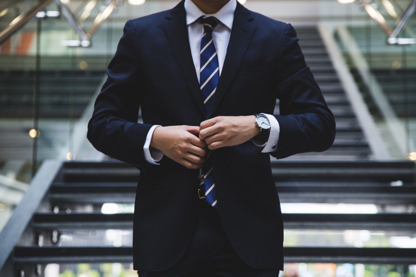 Biznesmen - zdjęcie ilustracyjne