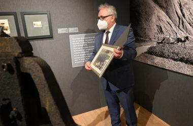 Dzwonnica Gwarków - Wczoraj i dziś - zdjęcia z otwarcia wystawy