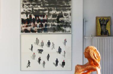 Galeria Przytyk - obraz i rzeźba z archiwum tarnogórskiego plastyka
