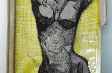 Galeria Przytyk - obraz z archiwum tarnogórskiego plastyka