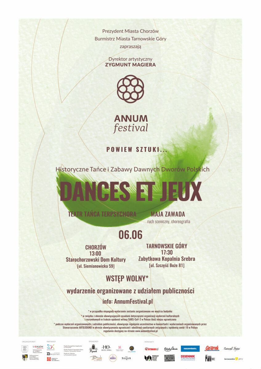 Annum Festival 2021 - infografika