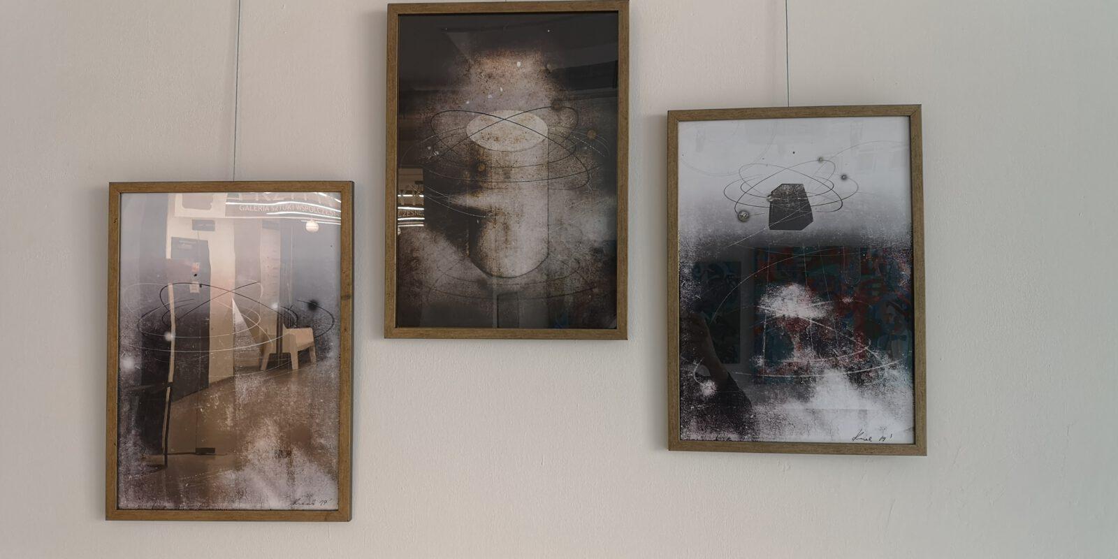Kultura Online - TCK Zaprasza - obrazy na wystawie