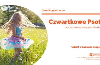 Czwartkowe Psoty - zaproszenie do TCK - infografika