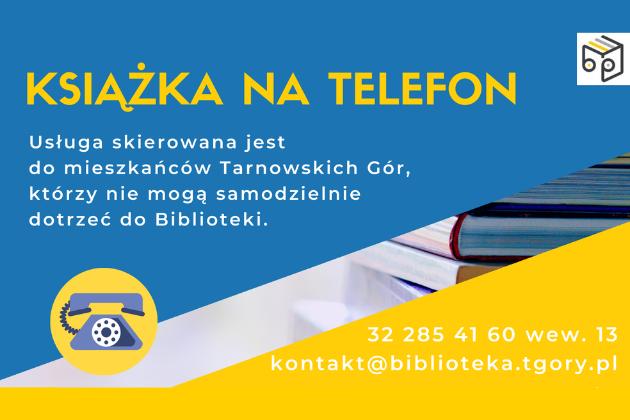 Książka na telefon - infografika