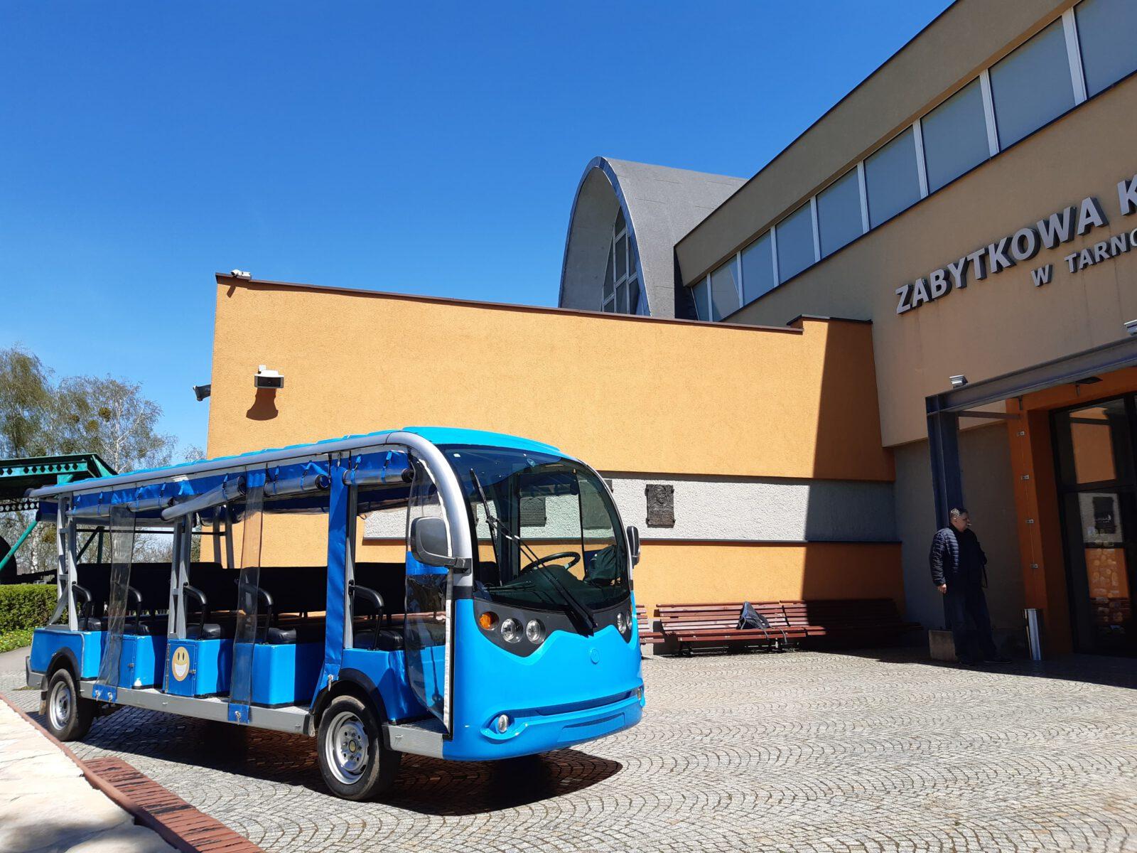 Zwiedź Tarnowskie Góry minibusem