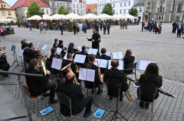 Koncert orkiestry Power of Winds na Rynku