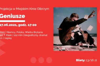 infografika - plaża, mężczyzna rzucający kartami
