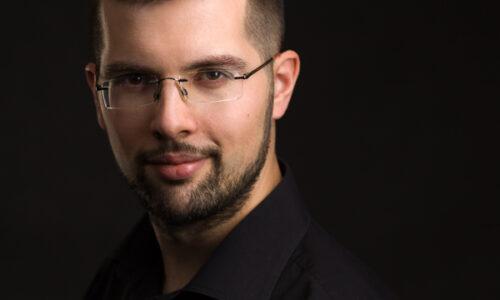 Drugi koncert organowy w Konwikcie - Pan Tomasz Soczek