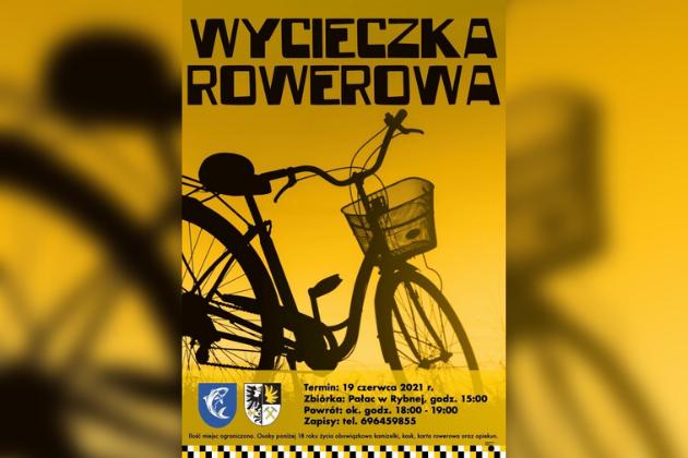 Wycieczka rowerowa - infografika
