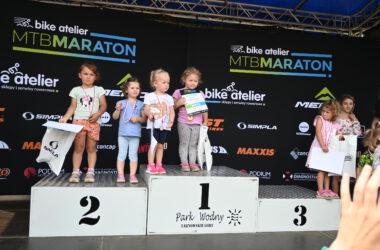 5 dziewczynek na podium