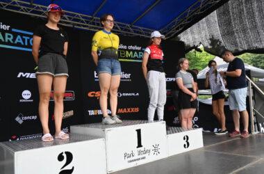 3 dziewczyny na podium