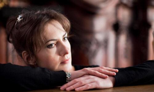 Portret kobiety - p. Hanna Dys